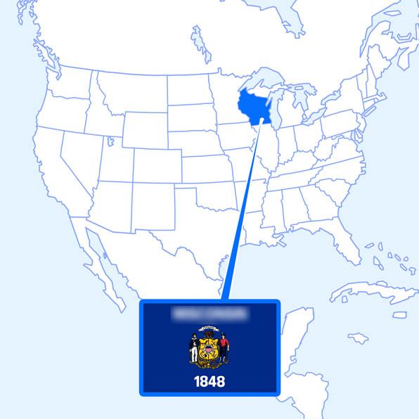 (Adj) States of the USA IV