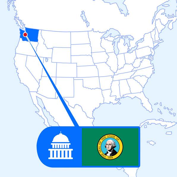 (Adj) Capital Cities of the USA I