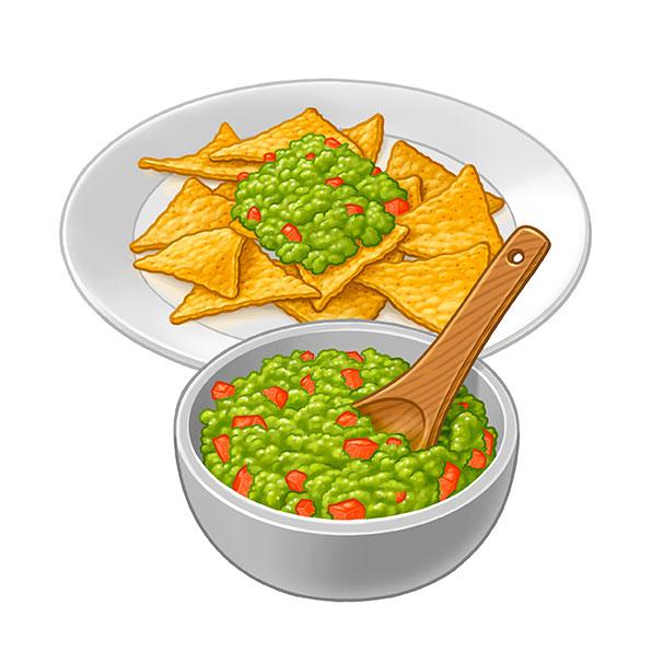 guacamole sauce