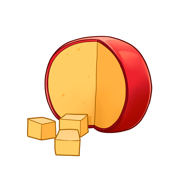 queso de bola