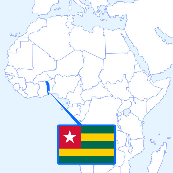 African Countries IV
