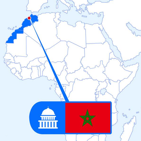 Capitales africanas