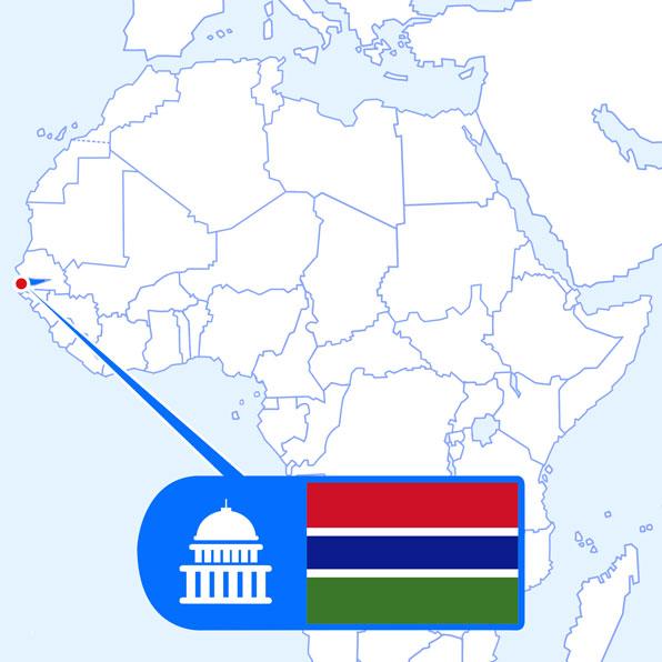 (Adj) African Capital Cities III