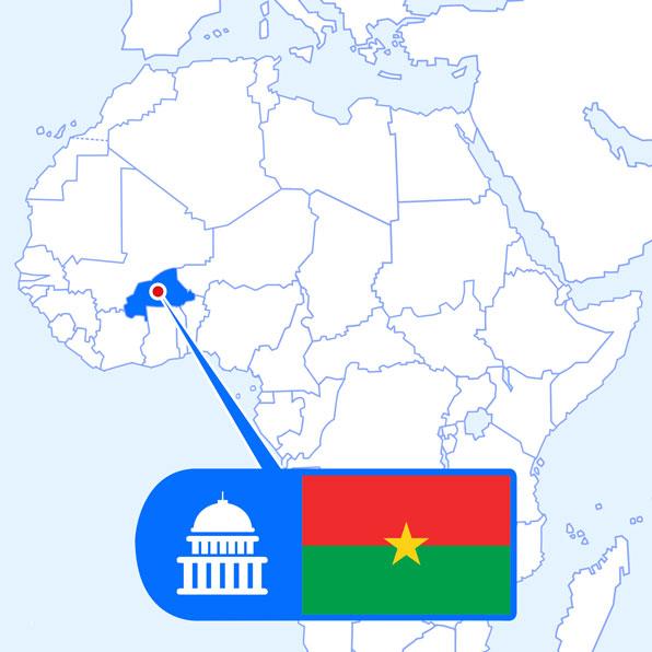 (Adj) African Capital Cities II