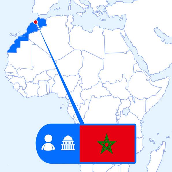 Gentilicios de capitales africanas