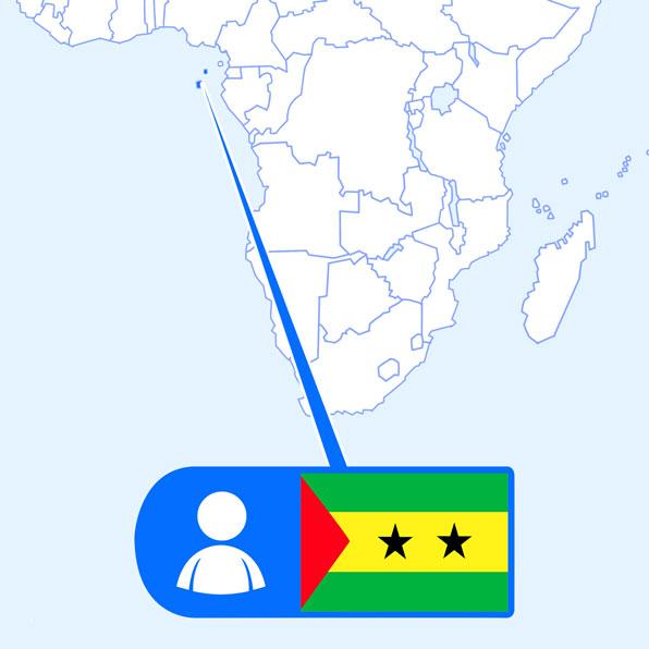 Gentilicios de países africanos V