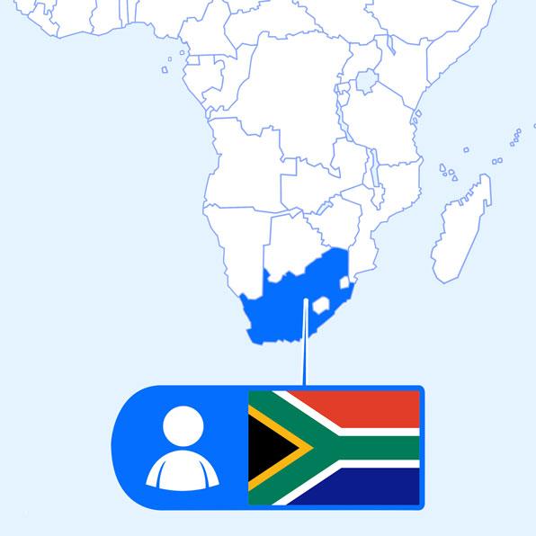 sudafricano