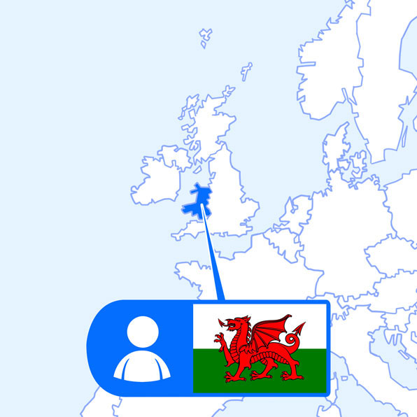 Welsh person