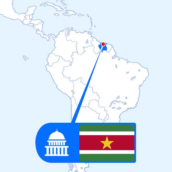 (Adj) Capital Cities of The Americas IV