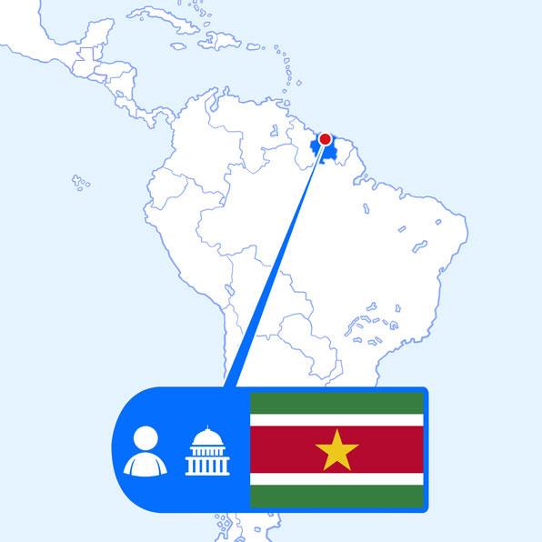 persona de Paramaribo