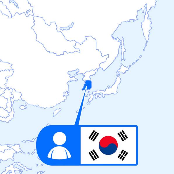 coreano del sur