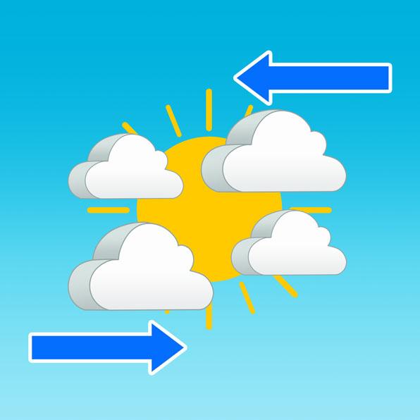 cloud over