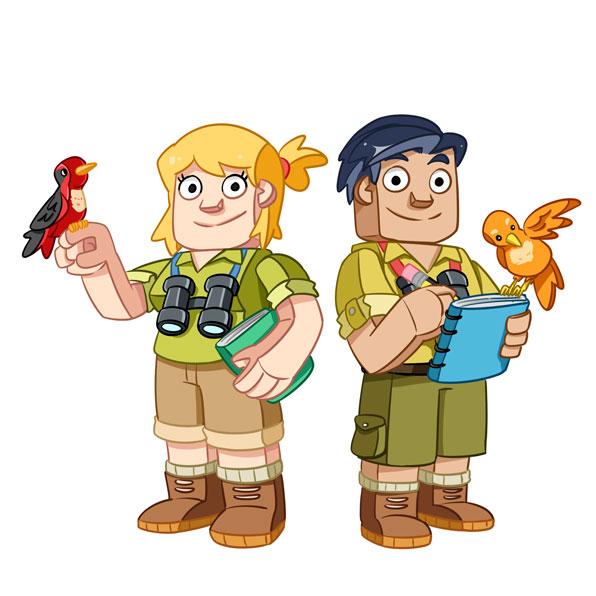 ornitólogo