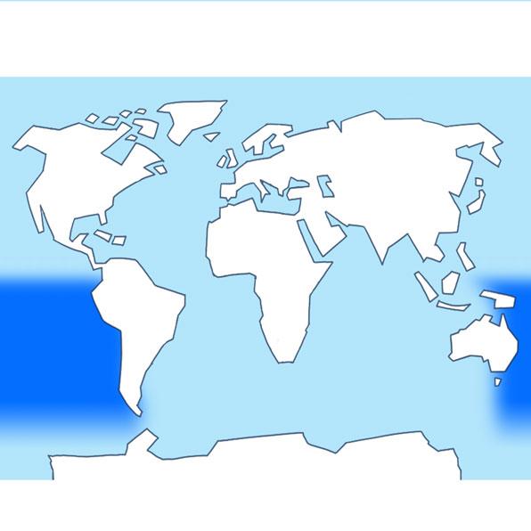 del Pacífico Sur