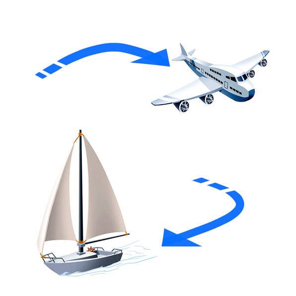 (N) Acciones volando II