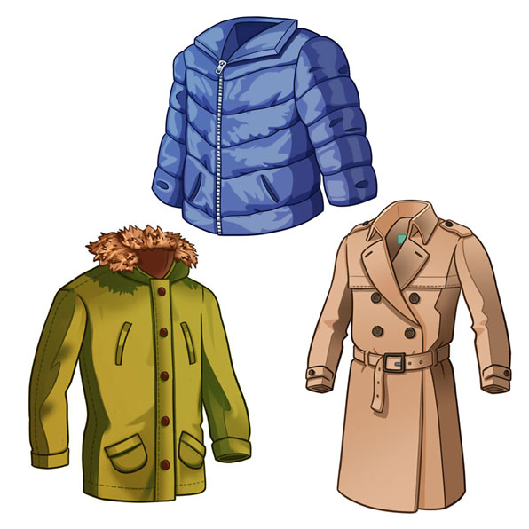 Tipos de abrigo