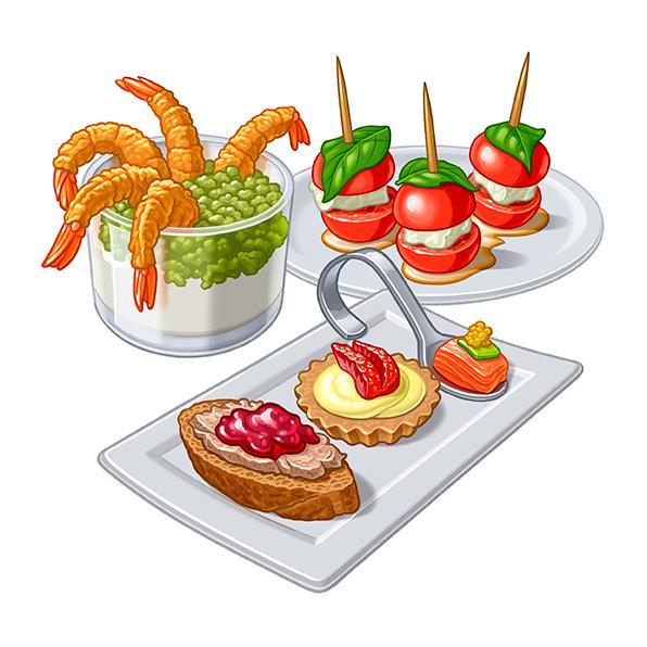appetizer