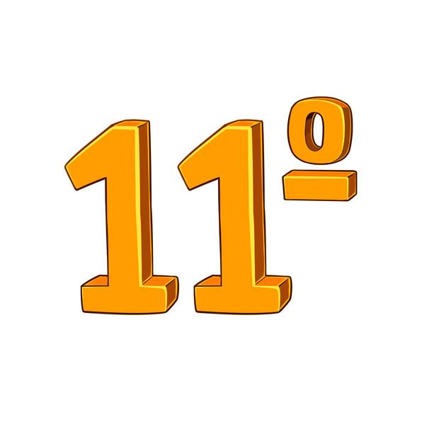 eleventh