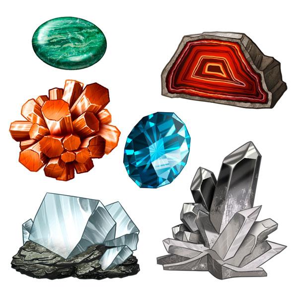 Minerales I