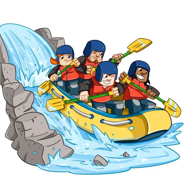 (V) Aquatic Sports