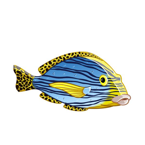 pez labios dulces