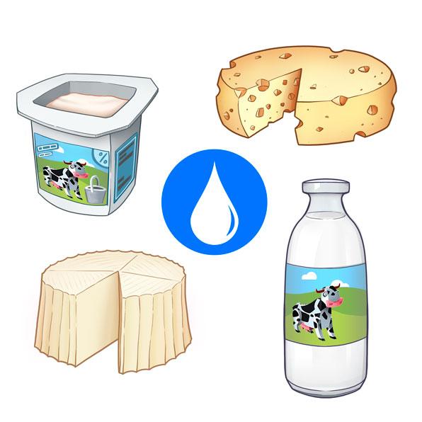 lácteo