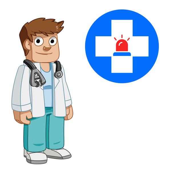 ER physician