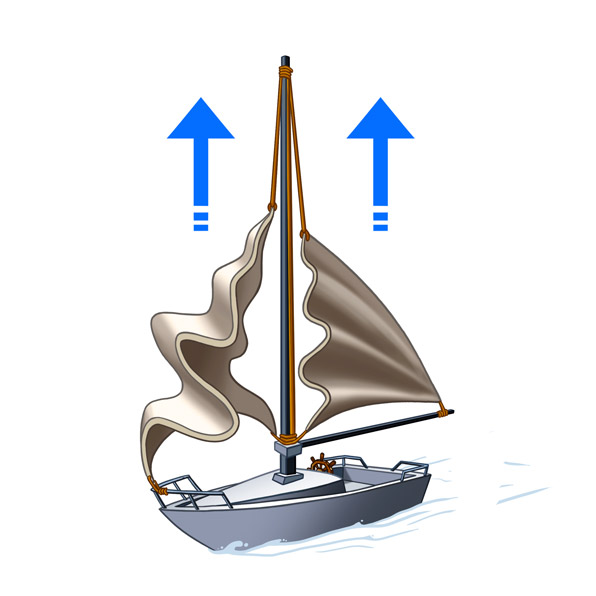 (V) Actions While Sailing II
