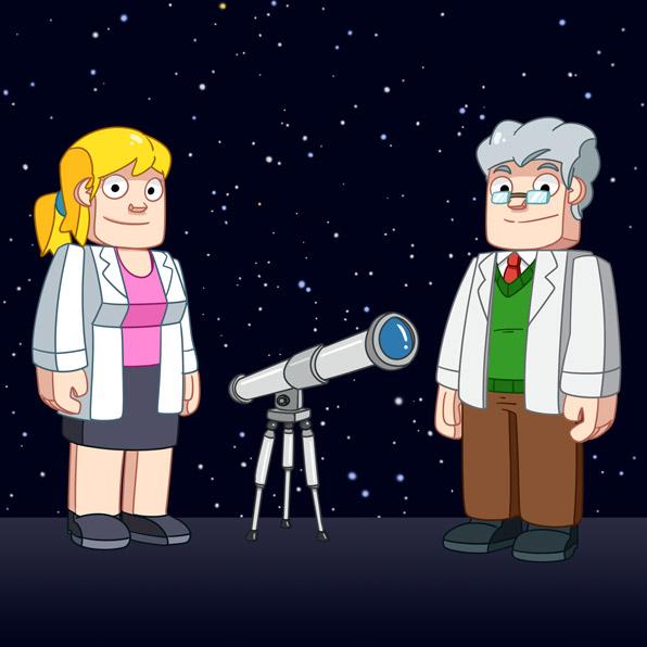 astrónomo