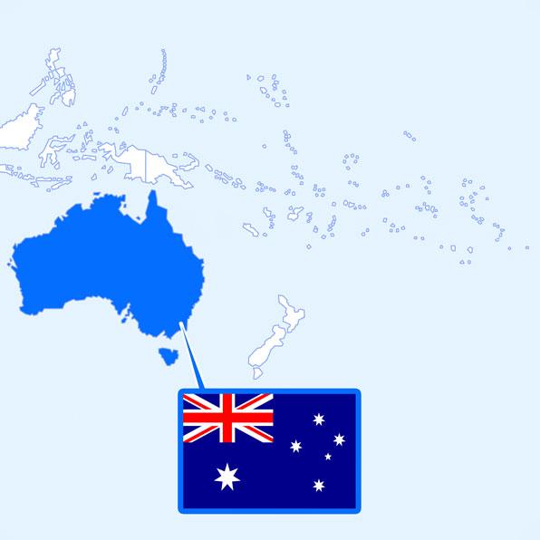 Countries of Oceania I